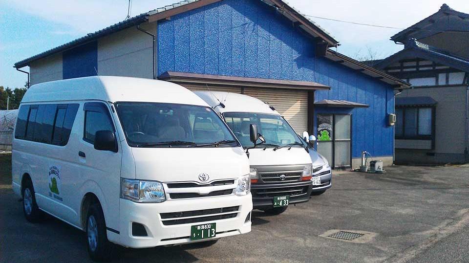あい愛福祉タクシー(介護タクシー)新発田|新潟TEL:025-387-2818